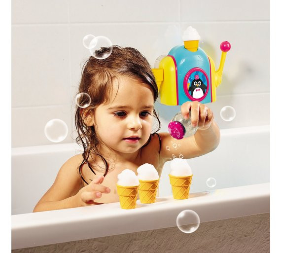 Tomy Foam Cone Factory Activity Toy