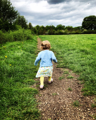 'Children who play outdoors regularly have been found to have better attention spans than those