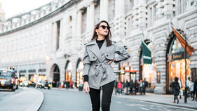 CLOTHE YOURSELF CONFIDENT: The self-fulfilling prophecy of 'power dressing'