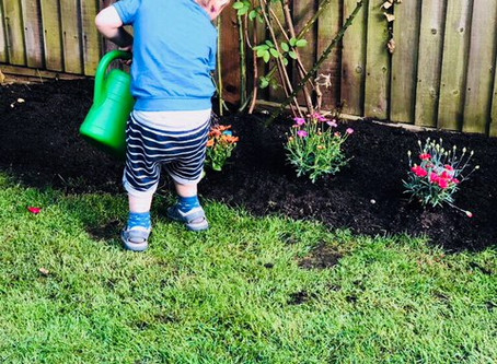 Children's Gardening Week