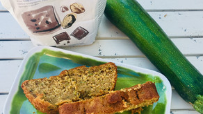 RECIPE: Wholemeal courgette loaf cake