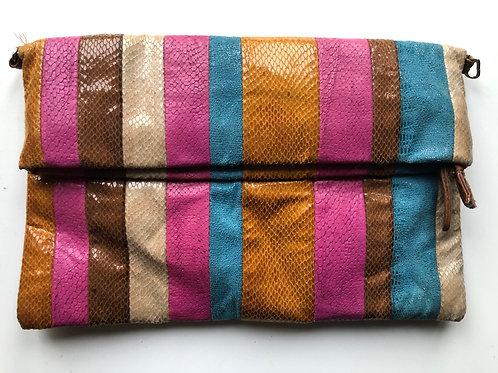 Aldo striped bag