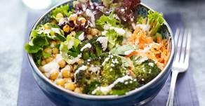REALLY GREEN SUPER-FOOD BUDDHA BOWL