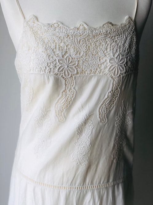 Hush white lace dress