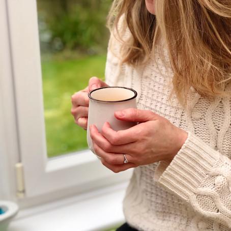 Golden milk is a nutritious way of enjoying a 'hug in a mug' - minus the caffeine!
