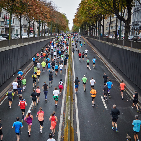 26 tips to survive a marathon