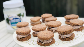 Celebrate Biscuit Week... 'coconoffee' style!