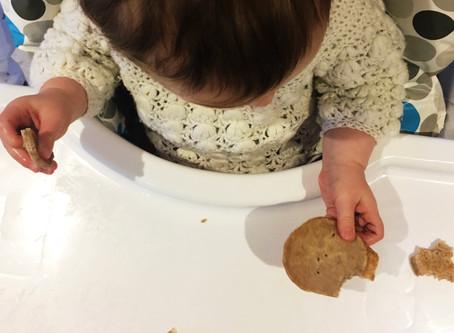 Recipe: Baby wholemealblinis