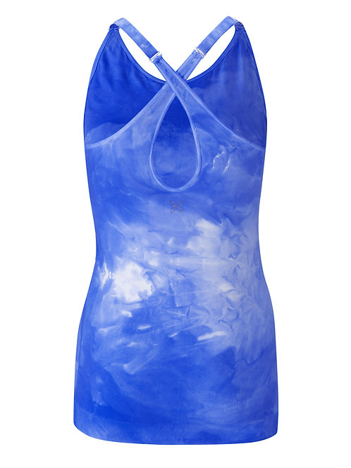 Wellicious Blue Crossing Tank