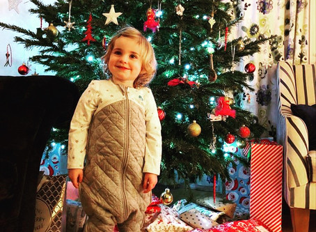 Happy Christmas Eve, Eve!