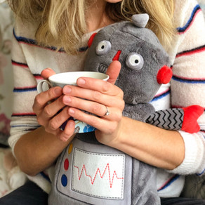 TEA + HOTTIE = HAPPY: 'There are few things more comforting than a hot water bottle'
