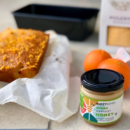 MOVE OVER BANANA BREAD! Today's home-baking is all about POLENTA!