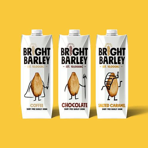 Bright Barley mixed pack