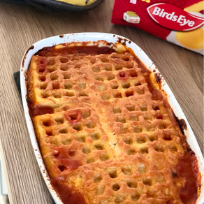 WAFFLING ON! Comfort food is officially back on the menu!