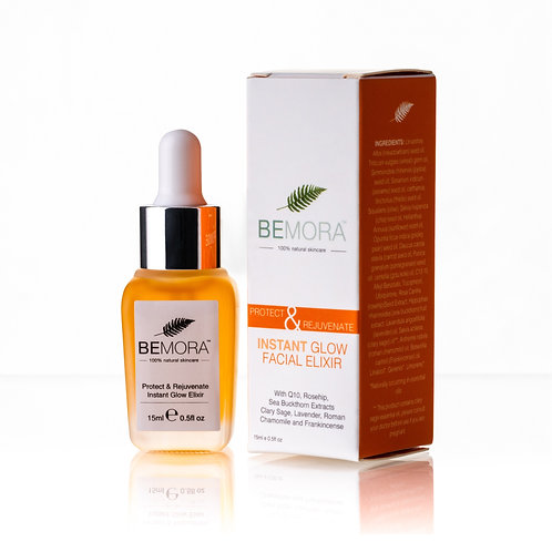 Protect and Rejuvenate Instant Glow Elixir