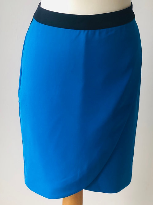 Pied a Terre blue skirt
