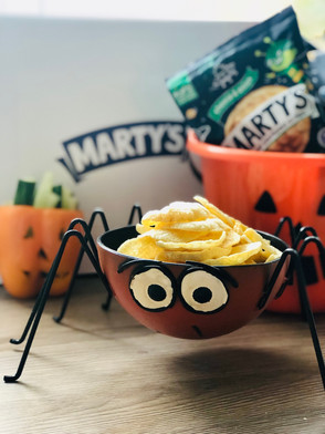 Creepy Crunchy: Free-from fare just got SPOOKY!