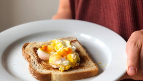 MARMITE EGGS: 'Marmite is a great source of B vitamins - the very same nutrients depleted by stress'