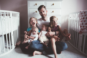 'INSTADAD' SIMON HOOPER TALKS FATHERHOOD