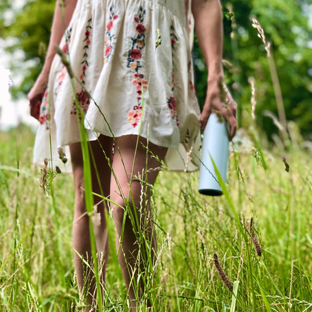 MINI MEADOWS: 'no-mow patches' are being widely encouraged this spring