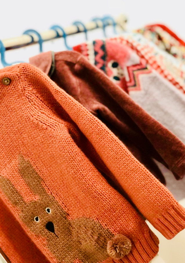 Product imagesSkip Carousel Rabbit Intarsia Knitted Jumper Rabbit Intarsia Knitted Jumper Rabbit Intarsia Knitted Jumper  next imageprevious image Image 1Image 2Image 3 Rabbit Intarsia Knitted Jumper