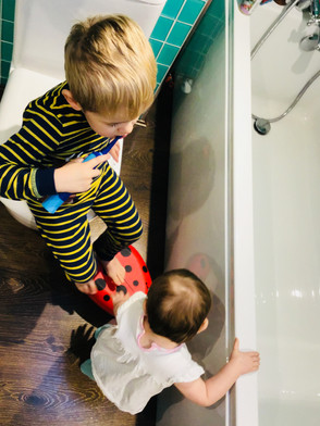 Happy Habits: the 'how to' of teeth brushing for toddlers