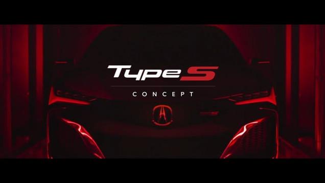 Acura / Type-S  Re:born