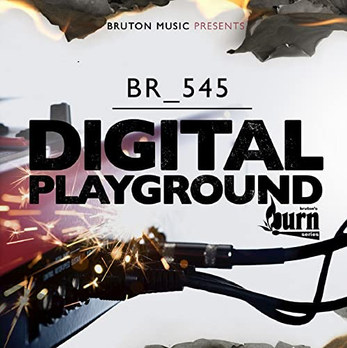 BURN SERIES BR-545 Digital Playground