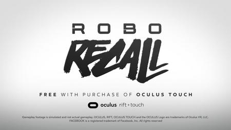 Robo VR / Epic Games