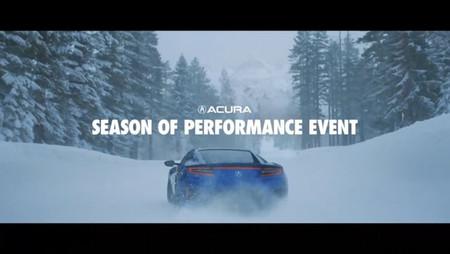 Acura - Season of performance