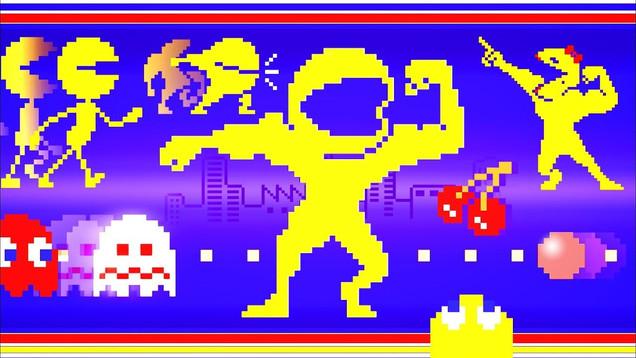 Pac-man Remixxx