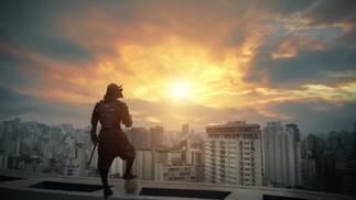 Samurai in Brazil / Nissin