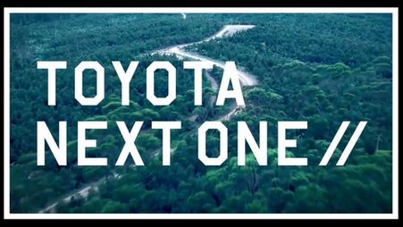 Toyota Next One Akio's Drive / Toyota