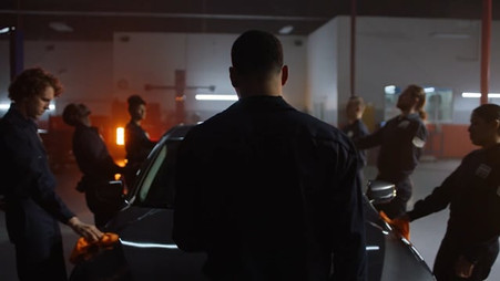 Acura / Certified Pre own Campaign