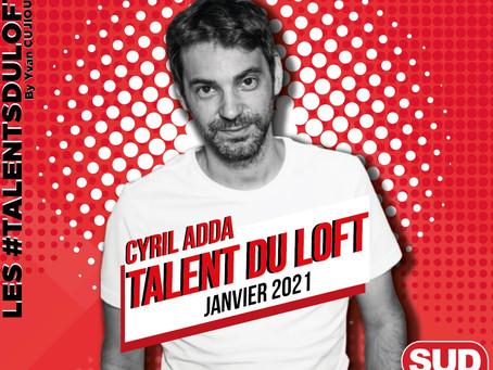 Talent du Loft Music Sud Radio, c'est gagné !