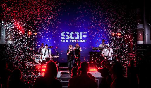 Six On Fire