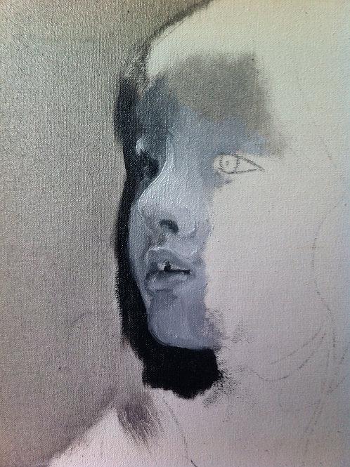 Retrato encomendado / to oder Portrait