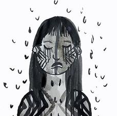 Mulher chuva - Rain girl