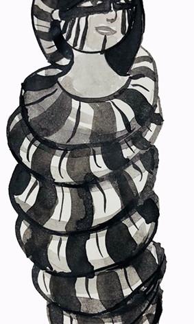 Mulher cobra - Snake woman