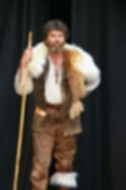 Peter Theiss als Little John