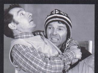 Peter Theiss und Boris Aljinovic