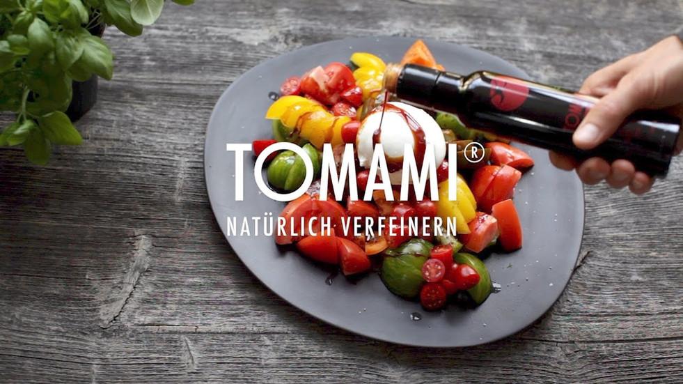 TOMAMI VIDEODREH