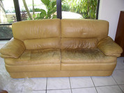 leather furniture repair