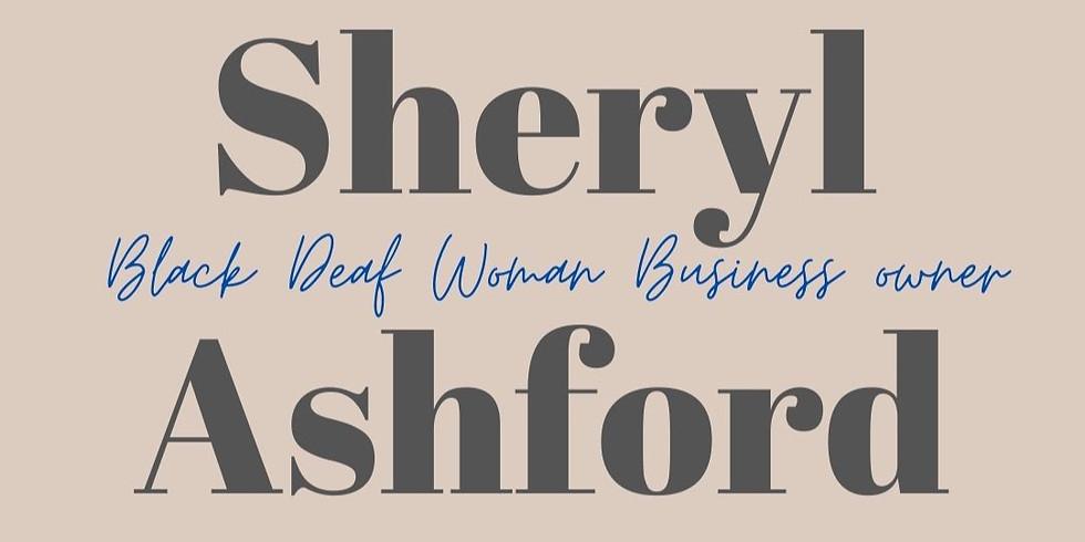 Meet Sheryl Ashford