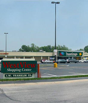 West View Shopping Center, Warrensburg, MO