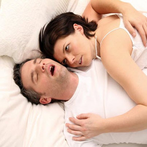 Love Your Partner but Hate the Way They Snore?