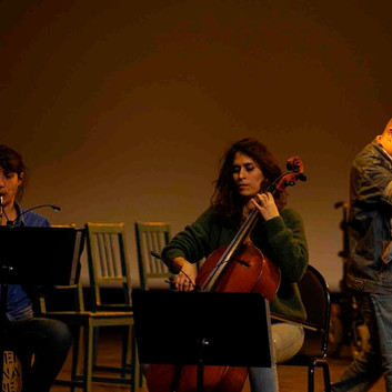 Tango's Cope - Concert-spectacle de la Clé de Phare
