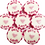 Pink With Love wedding favour rock sweet
