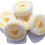 Yellow Just Married Sweets