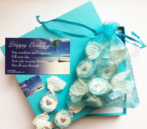 Our Birthday Gift Boxes Are A Lovely Idea To Send As Or Instead Of Card